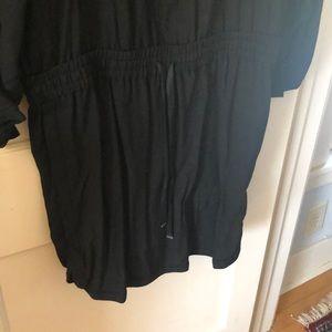J. Crew Dresses - J. Crew black button down dress with pockets.